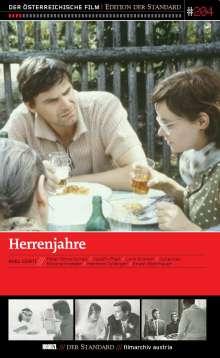 Herrenjahre, DVD