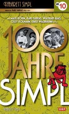 100 Jahre Simpl: Teil 10, DVD