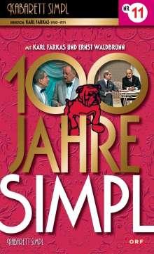 100 Jahre Simpl: Teil 11, DVD