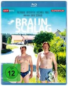 Braunschlag (Komplette Serie) (Blu-ray), 2 Blu-ray Discs