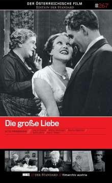 Die große Liebe, DVD