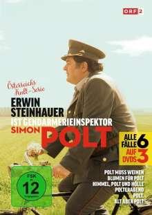 Gendarmerieinspektor Simon Polt, 3 DVDs