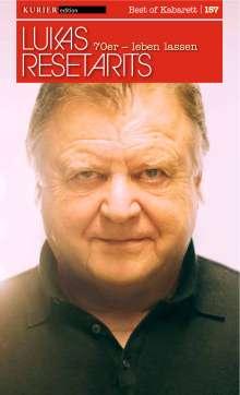 Lukas Resetarits: 70er - leben lassen, DVD