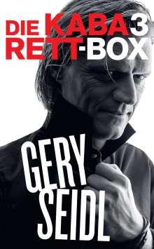 3x Gery Seidl, 3 DVDs