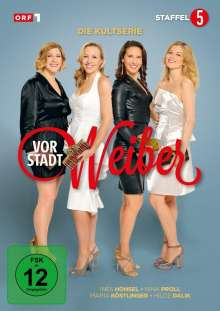 Vorstadtweiber Staffel 5, 3 DVDs