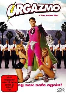 Orgazmo, DVD