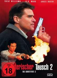 Mörderischer Tausch 2 (The Substitute 2) (Blu-ray & DVD im Mediabook), 1 Blu-ray Disc und 1 DVD