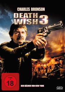Death Wish 3 - Der Rächer von New York, DVD