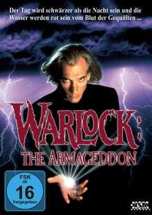 Warlock 2 - The Armageddon, DVD