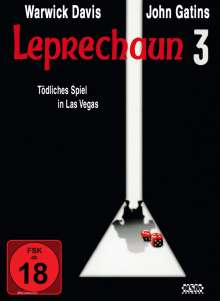 Leprechaun 3 (Blu-ray & DVD im Mediabook), 1 Blu-ray Disc und 1 DVD