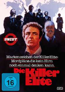 Die Killer Elite, DVD