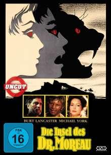 Die Insel des Dr. Moreau, DVD