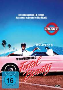 Fatal Beauty, DVD