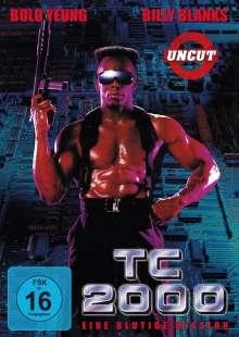 TC 2000, DVD