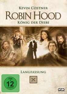 Robin Hood - König der Diebe, DVD