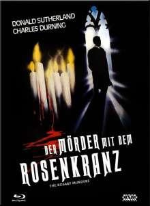 Der Mörder mit dem Rosenkranz (Blu-ray & DVD im Mediabook), 1 Blu-ray Disc und 1 DVD