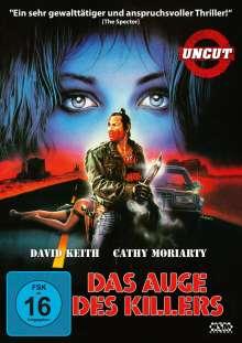 Das Auge des Killers, DVD
