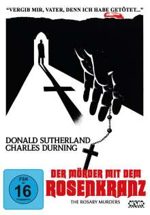 Der Mörder mit dem Rosenkranz, DVD