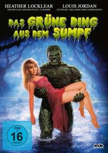 Das grüne Ding aus dem Sumpf, DVD