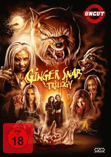 Ginger Snaps Trilogy, 3 DVDs
