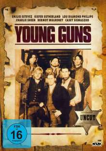 Young Guns, DVD