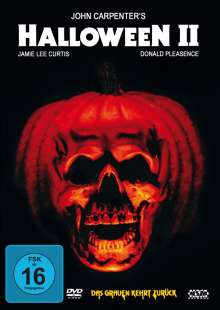 Halloween 2, DVD