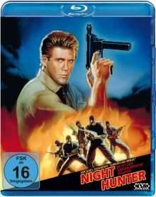 Night Hunter (Blu-ray), Blu-ray Disc