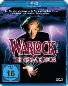 Warlock 2 - The Armageddon (Blu-ray), Blu-ray Disc