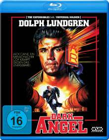 Dark Angel (Blu-ray), Blu-ray Disc