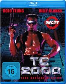 TC 2000 (Blu-ray), Blu-ray Disc