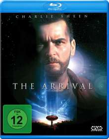 The Arrival (Blu-ray), Blu-ray Disc