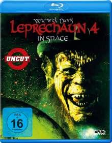 Leprechaun 4 (Blu-ray), Blu-ray Disc