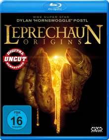 Leprechaun: Origins (Blu-ray), Blu-ray Disc