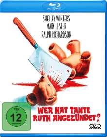 Wer hat Tante Ruth angezündet? (Blu-ray), Blu-ray Disc
