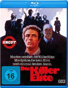 Die Killer Elite (Blu-ray), Blu-ray Disc