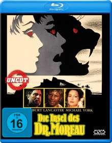 Die Insel des Dr. Moreau (Blu-ray), Blu-ray Disc