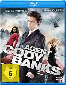 Agent Cody Banks (Blu-ray), Blu-ray Disc