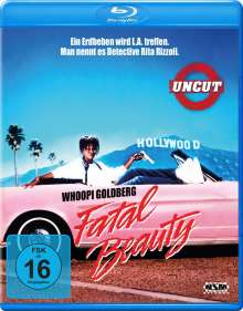 Fatal Beauty (Blu-ray), Blu-ray Disc