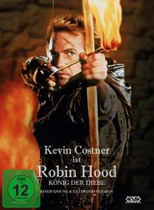 Robin Hood - König der Diebe (Blu-ray im Mediabook), 2 Blu-ray Discs