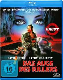 Das Auge des Killers (Blu-ray), Blu-ray Disc