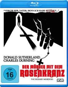 Der Mörder mit dem Rosenkranz (Blu-ray), Blu-ray Disc