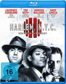 Harlem N.Y.C. - Der Preis der Macht (Blu-ray), Blu-ray Disc