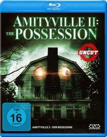 Amityville 2 - Der Besessene (Blu-ray), Blu-ray Disc