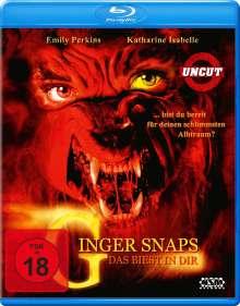 Ginger Snaps (Blu-ray), Blu-ray Disc