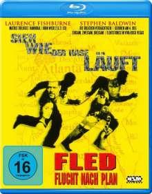 Fled - Flucht nach Plan (Blu-ray), Blu-ray Disc