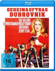 Geheimauftrag Dubrovnik (Blu-ray), Blu-ray Disc
