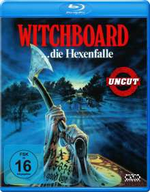 Witchboard - Die Hexenfalle (Blu-ray), Blu-ray Disc
