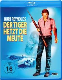 Der Tiger hetzt die Meute (Blu-ray), Blu-ray Disc