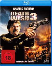 Death Wish 3 - Der Rächer von New York (Blu-ray), Blu-ray Disc