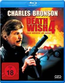 Death Wish 4 - Das Weisse im Auge (Blu-ray), Blu-ray Disc